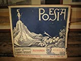 Poesia. Rassegna internazionale diretta da F. T. Marinetti. Anno II - 1906. N. 1 - 2
