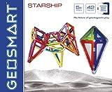 Geosmart Geosmart-Geo 300- Spezial-Raumschiffe-Box mit 42großen Teilen