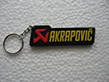 AKRAPOVIC Schlüsselanhänger Motorradsport Biker MC Race Auspuff GT