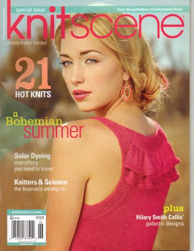 Interweave Press (Editor) Knitscene Magazin Sommer 2013 Sommer-editor