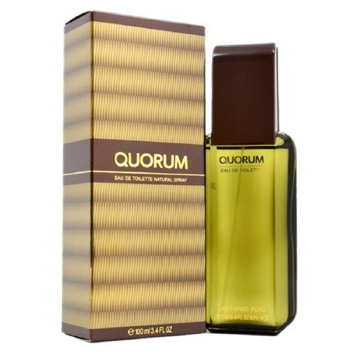 Antonio Puig Quorum Eau de Toilette Spray 3.4 fl oz
