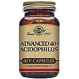 Solgar Acidophilus 40 Plus Avanzado - 60 Cápsulas