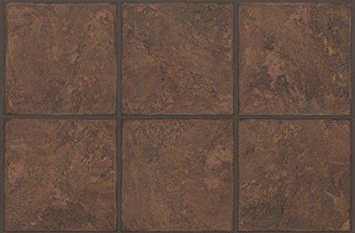 1 Paket (1,67 m²) PVC Bodenbelag / Vinylboden zum Klicken / Dirketklick waterproof / Vinyl Steindekor - Stone terra -