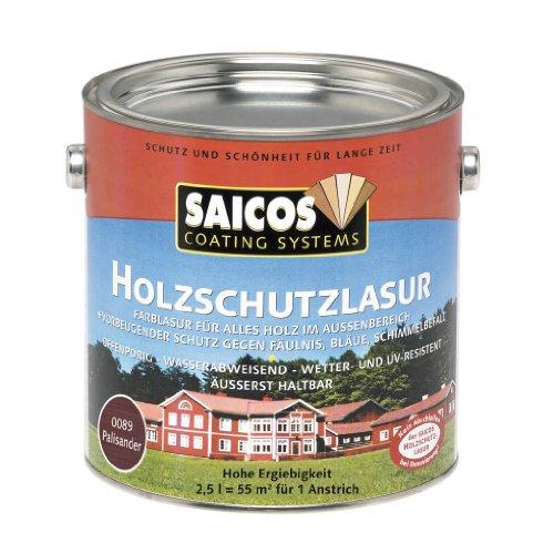 Saicos 0089 501 Holzschutzlasur