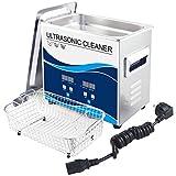 LZH CLEANER 3.2L Edelstahl Ultraschallreiniger Mit Heizung Und Timer-Einstellung Für Scientific Lab Industrie Schmuckherstellung