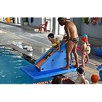 MUMA tobogán Baby Espuma para bordo piscina