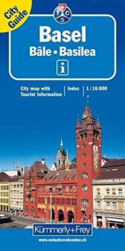 Plan de ville : Bâle