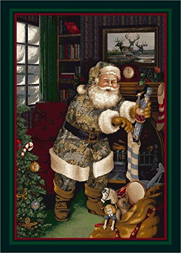 Realtree Collection 63909 Camo Santa by Milliken -