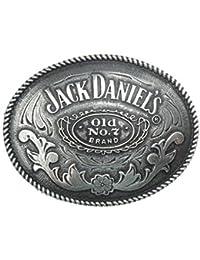 Buckle Original Jack Daniels, Old No 7, Gürtelschnalle