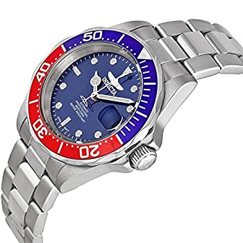 Invicta Pro Diver Men's Analogue Classic Automatic Watch With Stainless Steel Bracelet – 5053 1