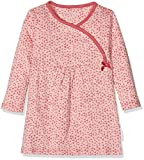 Noppies Baby-Mädchen Kleid G Dress ls Veto AOP, Rosa (Rose C096), 74