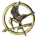 #3: Mahi The Hunger Games Brooches Inspired Mockingjay And Arrow Movie Bird Brooch Pins Unisex (Medium Size) BP1101003G