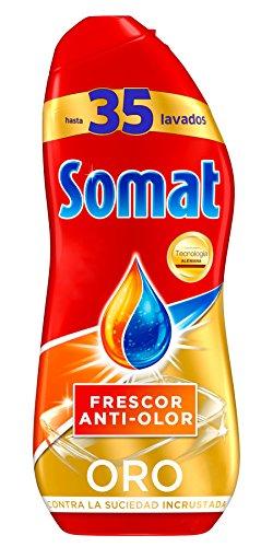 Somat Detergente Abrillantador Antiolores - 630ml