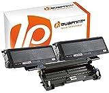 Bubprint 2 Toner & Trommel kompatibel für Brother TN-3280 TN3280 DR-3200 für DCP-8085DN HL-5340D HL-5350DN HL-5380DN MFC-8370DN MFC-8380DN MFC-8880DN