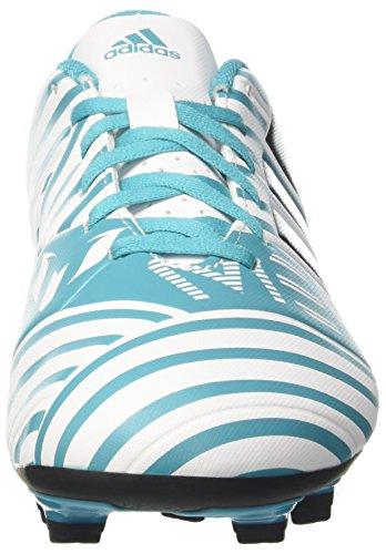 Di Energia Nemeziz Bianco calzature Fxg Scarpe Messi Adidas Calcio Blu Uomo Formazione Da Leggenda 4 17 Bianco Inchiostro qxnTpnwa5