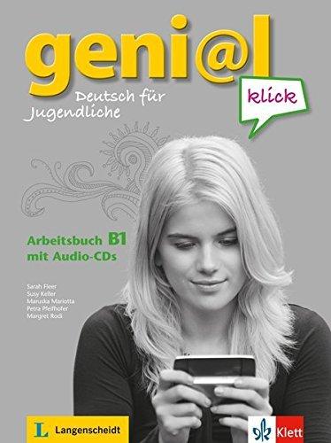 Geni@L Klick: Arbeitsbuch B1 MIT 2 Audio Cds by Sarah Fleer (2014-02-01)