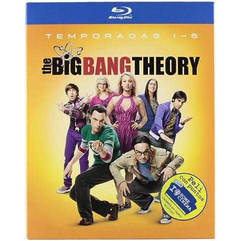The Big Bang Theory - Temporadas 1-5