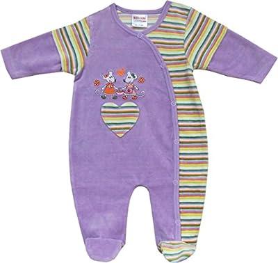 Schnizler Nicki Schlafanzug Mäuschen - Pijama Bebé-Niños