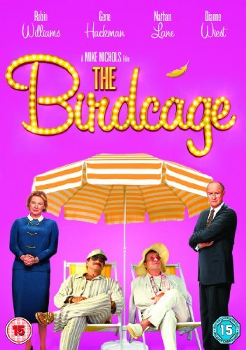 The Birdcage [DVD] by Robin Williams