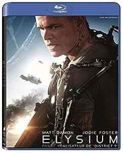 Elysium [Blu-ray + Copie digitale]