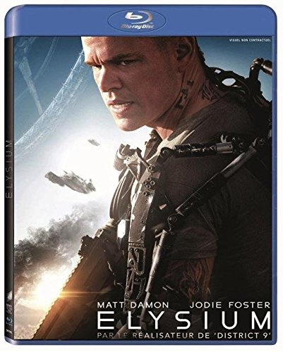 Elysium [Blu-ray] [FR Import]
