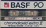 Basf Chrome Extra II  90  [Musikkassette]