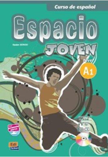 Espacio joven, libro del alumno : Nivel A1 (1CD audio) par David Isa de los Santos