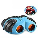 Kinder Spielzeug Alter 3-12, TOP Geschenk Compact Fernglas Teen Boy Geburtstag Geschenke Geschenke Spielzeug für 3-12 Jahre alte Mädchen Jungen Spielzeug Alter 3-12 Geschenke für 3-12 Jahre alte Jungen Mädchen blau TGUKTG8