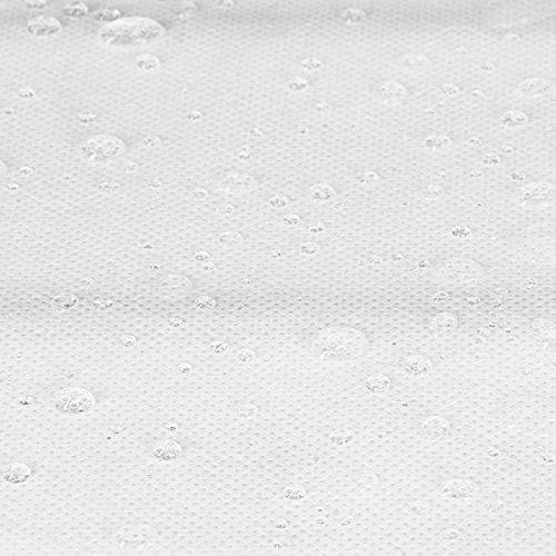 Relaxdays Stufenregal mit 6 Fächern, H x B x T: ca. 109 x 106 x 30 cm, einfaches Stecksystem, Raumteiler und Treppenregal, weiß