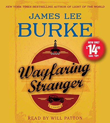 Wayfaring Stranger: A Novel by James Lee Burke (2015-04-28)