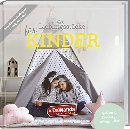 Preisvergleich Produktbild DaWanda Lieblingsstücke für Kinder