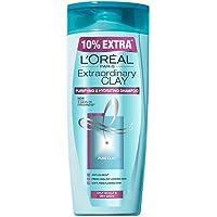 L'Oreal Paris Extraordinary Clay  Shampoo, 175ml (With 10% Extra)