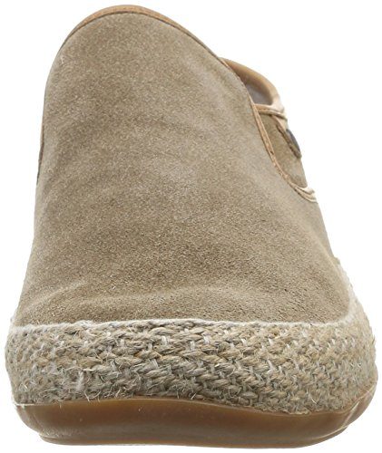 Base London Sound, Mocassins homme Beige (Suede Taupe)