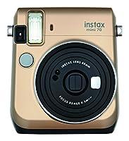 Fujifilm Instax Mini 70 - Cámara analógica instantánea (ISO 800, 0.37x, ...