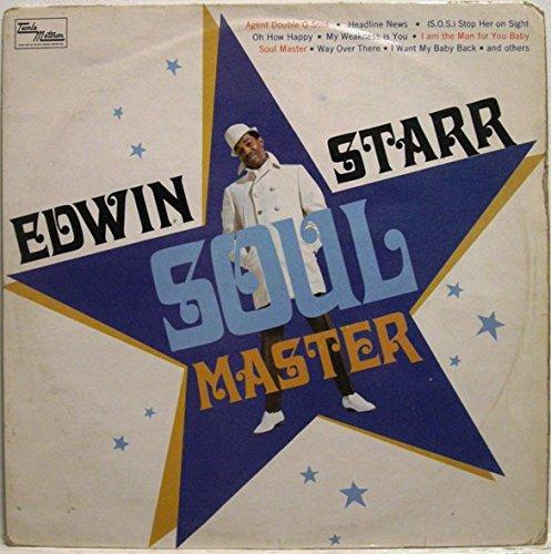 Master Starr-soul Edwin (soul master LP)