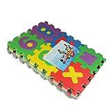 Spielzeug Oyedens 36pcs Baby Nummer Alphabet Puzzle Schaumstoffmatten PäDagogisches Spielzeug - 5