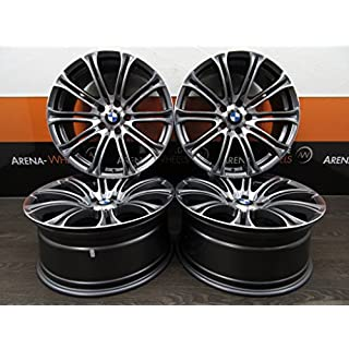 4 Alufelgen AVUS Racing AC-MB1 19 Zoll passend für BMW X3 F25 X-N1 X5 E53 X53 9.5J ET 37 NEU