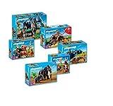 PLAYMOBIL® 5100, 5101, 5102, 5103, 5104, 5105 - Steinzeit Super Set
