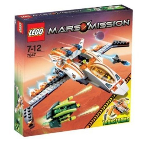 LEGO-Mars-Mission-7647-MX-41-Switch-Fighter