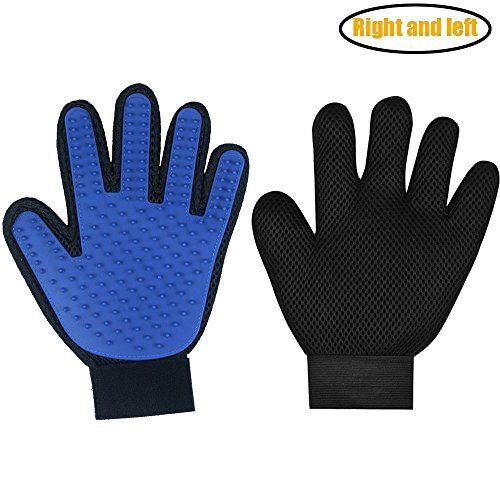 sankill-pet-grooming-glove-dog-cat-glove-brush-deshedding-bath-hair-remover-comb-for-gentle-and-effi
