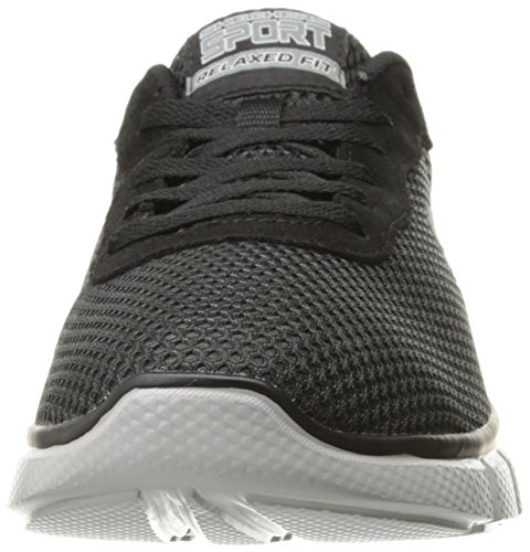 Skechers Herren Equalizer 2.0-Arlor Sneakers Schwarz (Blk)