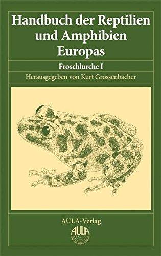 Handbuch der Reptilien und Amphibien Europas, Bd.5, Froschlurche (Anura)