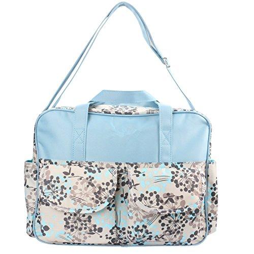 women-larger-capacity-multifunctional-waterproof-mummy-handbag-travel-baby-nursery-changing-tote-bag