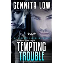 Tempting Trouble (Secret Assassins (S.A.S.S.)) (Volume 3) by Gennita Low (2013-03-30)