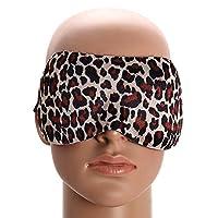 PANYTOW Soft Travel Sleep Rest 3D Eye Shade Sleeping Mask Cover Blinder Aid Eyemask Black