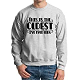 Best Cadeaux personnalisés shirt Evers - Visual Basics This is The Oldest I've Ever Review