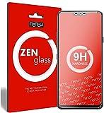 nandu I ZenGlass [2 Stück] Flexible Glas-Folie für LG G7 ThinQ Panzerfolie I Bildschirm-Schutzfolie 9H I (Kleiner Als Das Gewölbte Bildschirm)