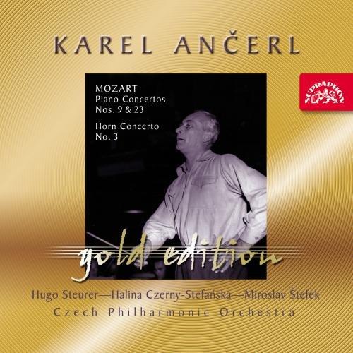 Ancerl Gold - Czerny Sinfonie