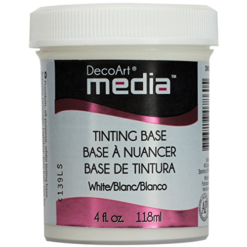 Deco Art White Tint Base 4oz-