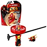 Lego Ninjago (IT)) - Kai - Maestro di Spinjitzu, Multicolore, 70633